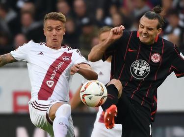 Alex Meier no pudo ayudar al Frankfurt con goles. (Foto: Getty)