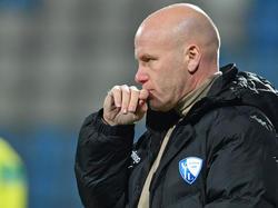 Jens Rasiejewski wurde am Mittwochabend beim VfL Bochum entlassen