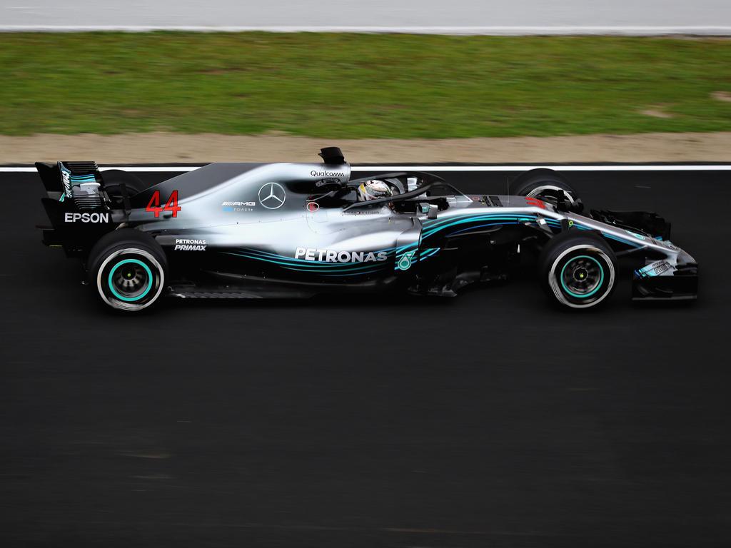 Mercedes-Star Lewis Hamilton hat sich zu seiner Konkurrenz aus Italien geäußert