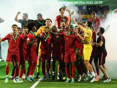 En el palmarés de la Eurocopa Sub-19, Portugal es sexta con cuatro títulos. (Foto: Getty)