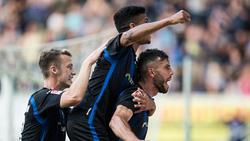 Der SCP hat sein erstes Heimspiel der Saison gewonnen