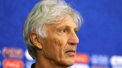 Hört als Nationalcoach Kolumbiens auf: José Néstor Pékerman
