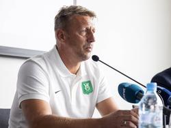 Unter Zoran Barišić ist das Team seit fünf Spielen ungeschlagen  (copyright: Imago)
