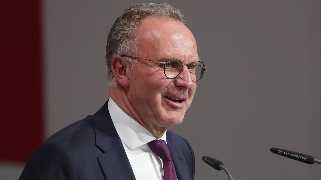 Karl-Heinz Rummenigge hofft auf eine weitere Aufholjagd seiner Bayern