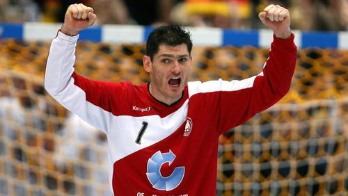 Henning Fritz lobt die deutsche Mannschaft