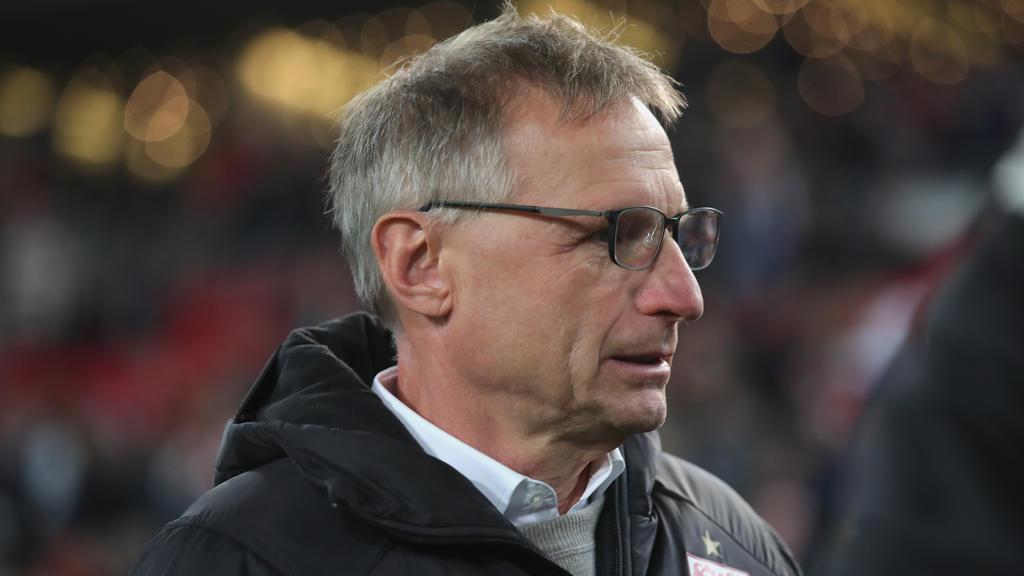 Michael Reschke ist nicht mehr länger Sportvorstand des VfB Stuttgart