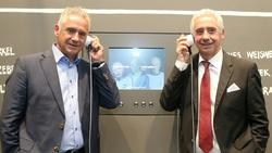 Helmut und Erwin Kremers vertrauen beim FC Schalke auf Huub Stevens