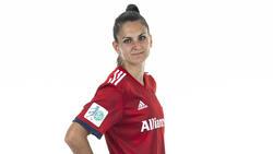 Jovana Damnjanovic hat beim FC Bayern verlängert