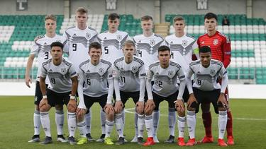 Marvin Obuz, Lazar Samardzic und Karim Adeyemi trafen für die DFB-Auswahl