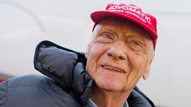 Niki Lauda wurde 70 Jahre alt