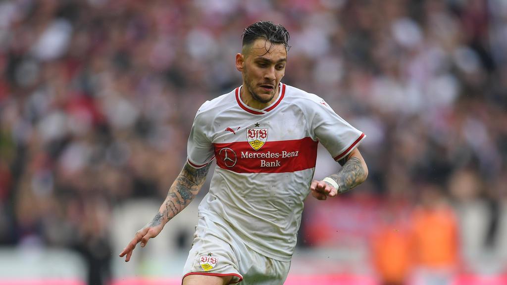 Anastasios Donis wird den VfB Stuttgart wohl verlassen