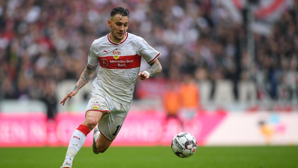 Anastasios Donis wechselt vom VfB Stuttgart zu Stade Reims