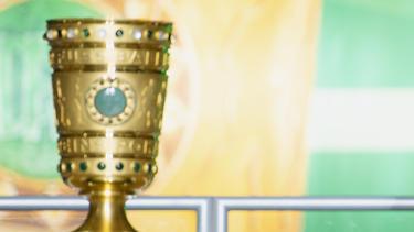 Der begehrte DFB-Pokal