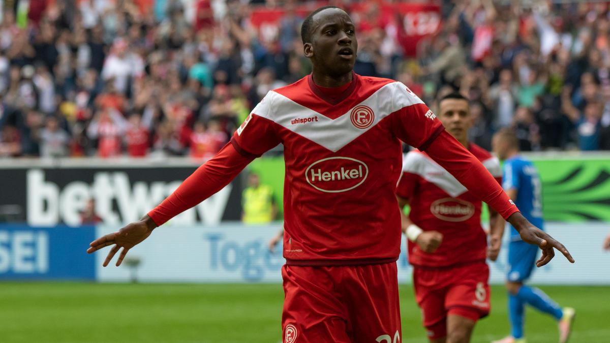 Hertha BSC und Eintracht Frankfurt buhlen um Dodi Lukebakio
