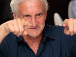 Leverkusens Sportdirektor Rudi Völler war schwer enttäuscht