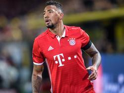 Der FC Bayern muss erneut um Jérôme Boateng bangen