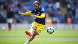 Gonzalo Higuaín soll in der Bundesliga Begehrlichkeiten geweckt haben