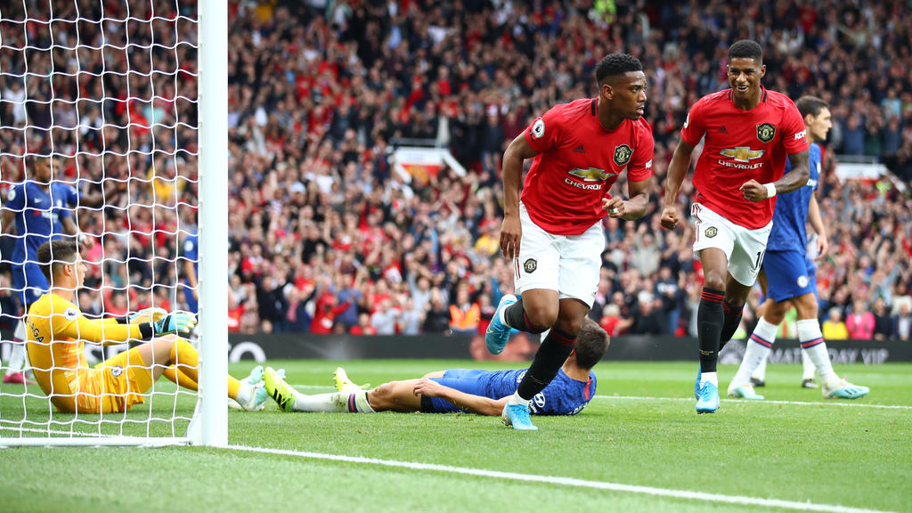 Image result for lampard man united 4-0 chelsea 2019
