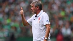 Funkel und die Fortuna wollen den FC Bayern ärgern