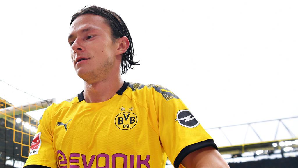 Beim BVB in der Kritik: Nico Schulz