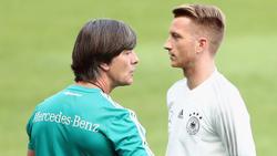 Bundestrainer Löw hält große Stücke auf BVB-Star Reus