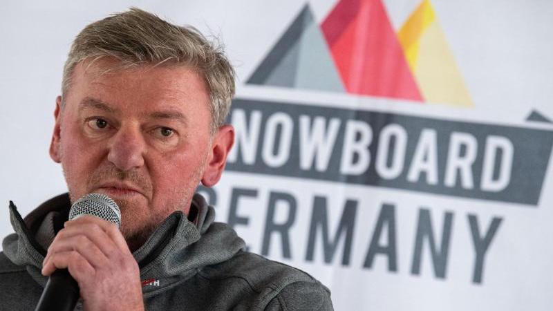 Andreas Scheid ist Sportdirektor von Snowboard Germany
