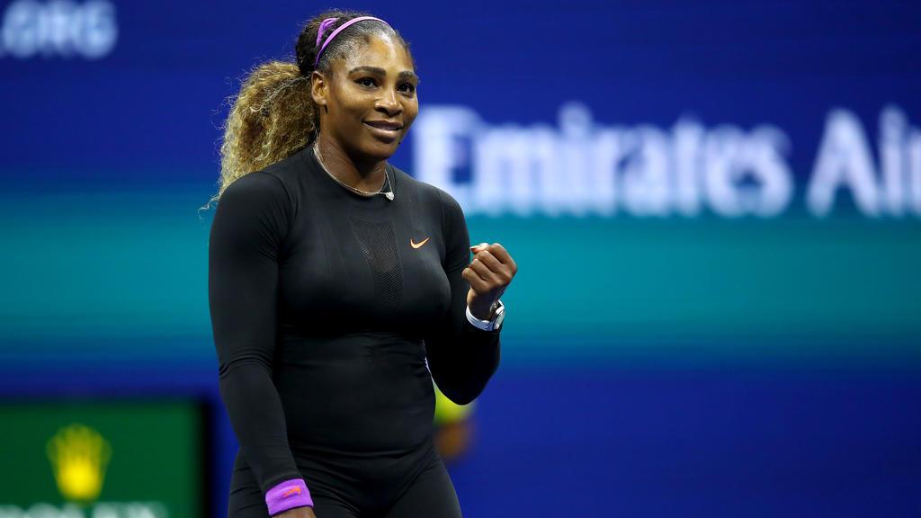 Serena Williams ist vor einiger Zeit Mutter geworden