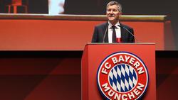 Herbert Hainer ist neuer Präsident von Bayern München