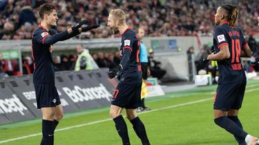 Souveräne Vorstellung von RB Leipzig