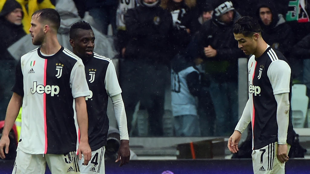 Juventus verliert Tabellenführung in der Serie A