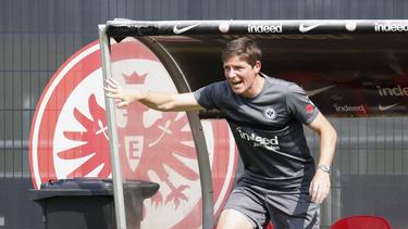 Oliver Glasner ist neuer Trainer von Eintracht Frankfurt