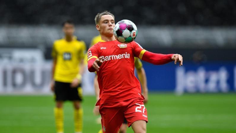 Florian Wirtz hat mit Bayer Leverkusen einiges vor