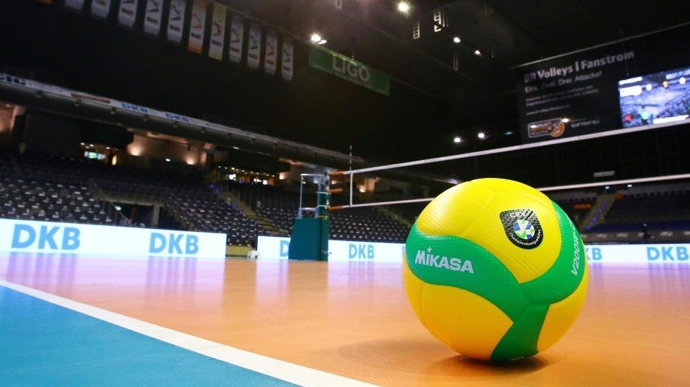 Europäische Volleyball-Wettbewerbe verschoben