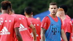Lucas Hernández ist beim FC Bayern noch nicht angekommen