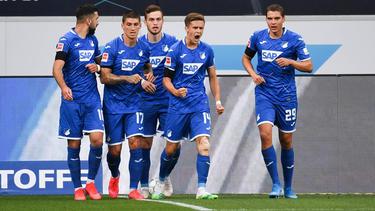 Hoffenheim schlägt Köln mit 3:1