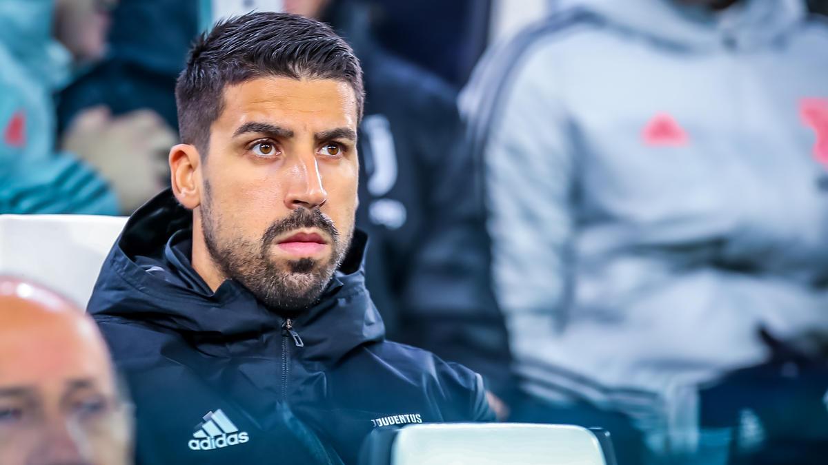 Fehlt Juventus erneut: Sami Khedira