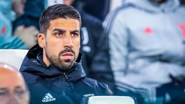 Juventus Turin will sich wohl von Sami Khedira trennen