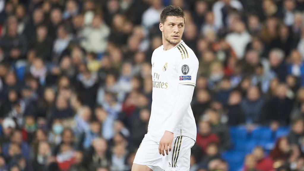 Wechselt Luka Jovic zu Borussia Mönchengladbach?