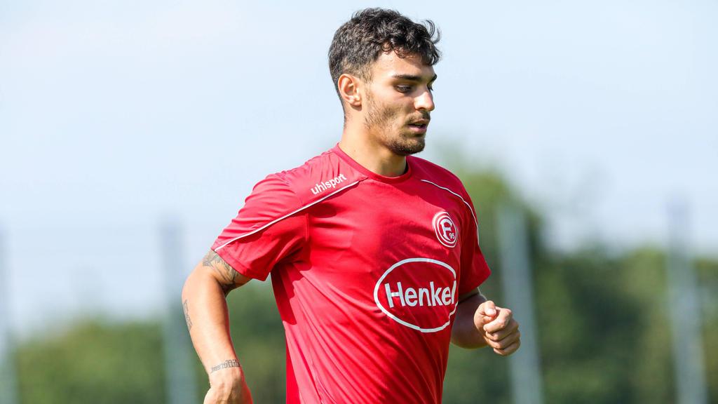 Wird Fortuna Düsseldorf offenbar verlassen: Kaan Ayhan