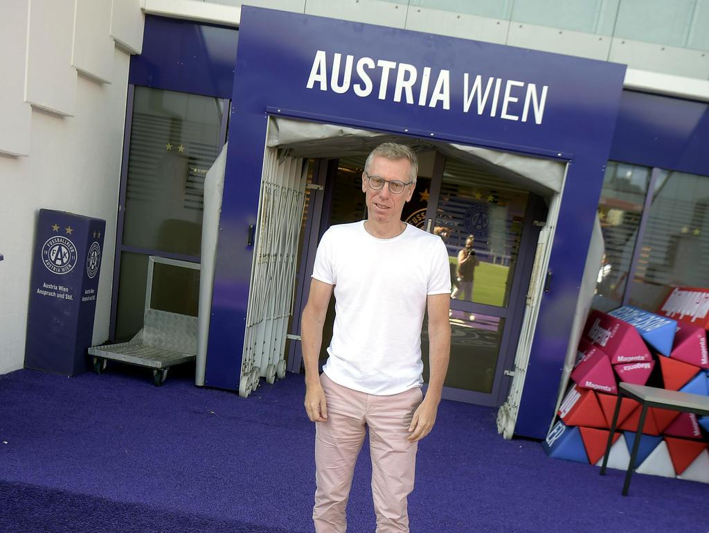 Peter Stöger betonte, dass die gesundheit der Spieler Vorrang hat