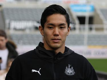 Yoshinori Muto prueba una nueva liga con gran exigencia.