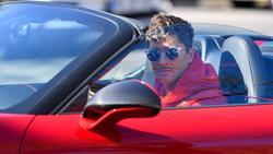Fährt künftig E-Auto: Robert Lewandowski