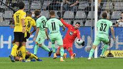 BVB-Keeper Roman Bürki hielt das 0:0 gegen Gladbach fest