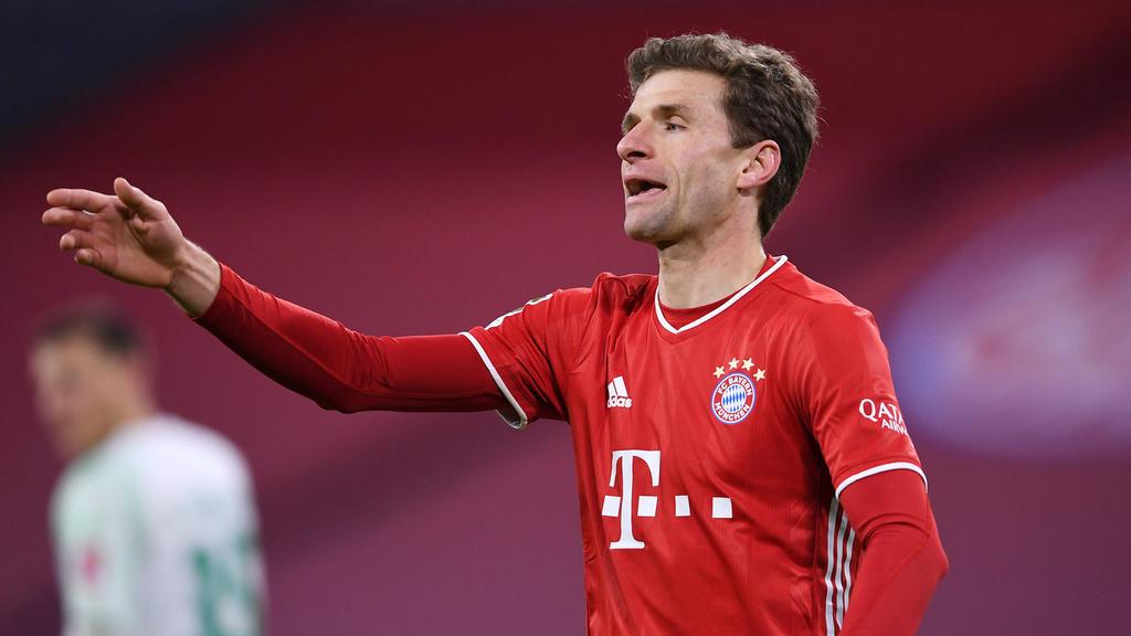 Konzentriert sich (noch) nur auf den FC Bayern: Thomas Müller