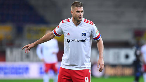 SimonTerodde wechselte vom 1. FC Köln zum HSV