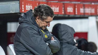 Michael Zorc holt die Spieler von Borussia Dortmund auf den Boden der Realität zurück