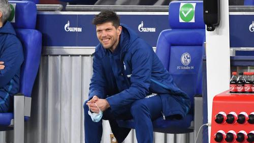 Klaas-Jan Huntelaar kehrte zum FC Schalke 04 zurück