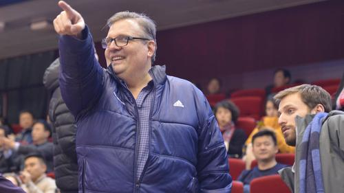 NBA-Klubchef Donnie Nelson lobt den FC Bayern