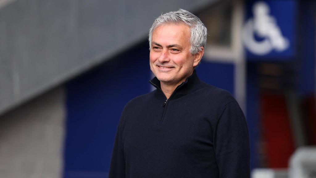 José Mourinho wird der Trainer bei der Roma