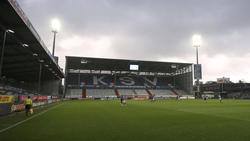 Das Kieler Stadion bleibt am letzten Spieltag leer